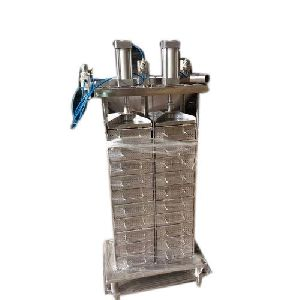 Semi Automatic Paneer Press Machine