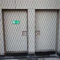 Fire Proof Steel Doors