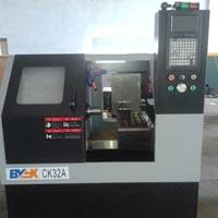 CNC Turn Mill Machine
