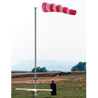 Wind Sock with Stand and Ring