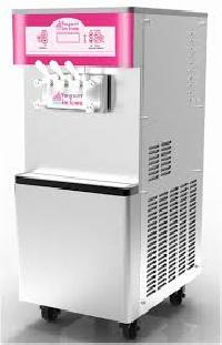 machine frozen yogurt