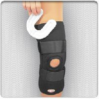 Pullover Adjustable Horseshoe Knee Support