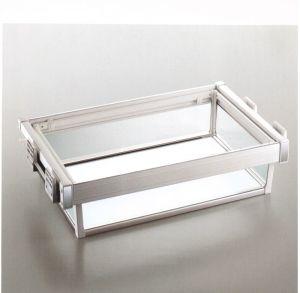 Soft Close Glass Side Basket