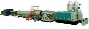 Pipe Extrusion Line Installation Services