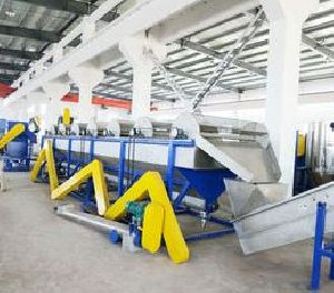 Plastic Recycling Machine Installation Services