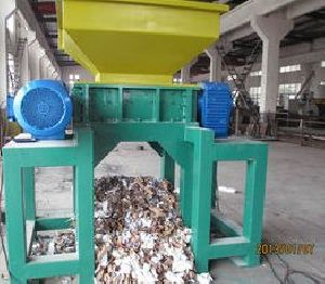 Plastic Shredding Machine Installation Services