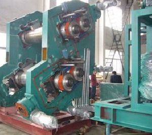 Rubber Calender Making Machine Installation Services