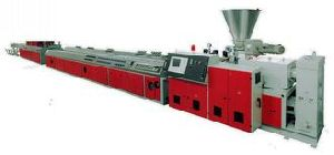 Wpc Extrusion Line Installation Services