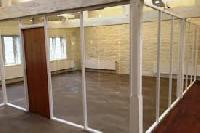 Aluminum Partition Doors