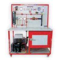 Experimental Cold Storage Trainer
