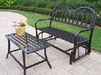 Steel Garden Chair