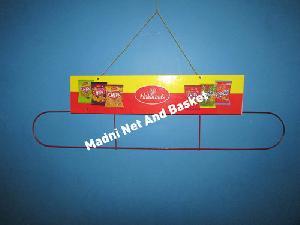 Haldiram Display Hanger
