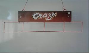 Snacks Display Hanger