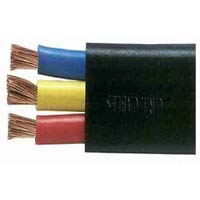 PVC Insulated Submersible Flat Cable