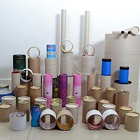 Telescopic Paper Container