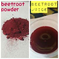 Dehydrated Beetroot Powder