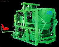 concrete hollow block making machines