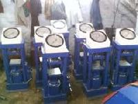 Four Pillar Compression Testing Machine