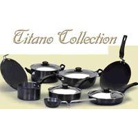 Titano Series Hard Anodised Ha-cookware