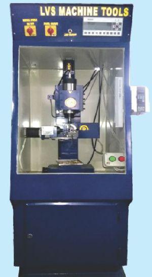 4 Axis Plc Based Round Ball Cutting Machine