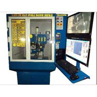 8 Axis Multi Spindle Cnc Bangle Cutting Machine
