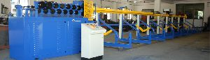 Fully Automatic Wire Straightening Machine