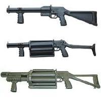 Riot Control Equipment