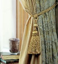 curtain tassels