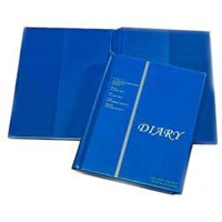 Plastic Diary Cover
