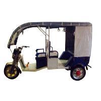 how to make a electric rickshaw