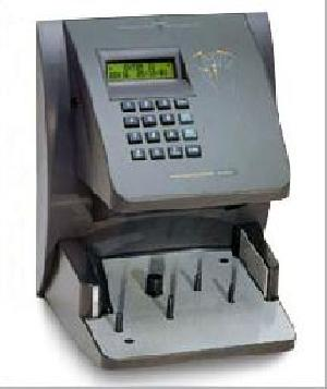 Hand Punch 3000 Biometrics Time Attendance Machine