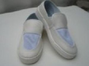 Anti-static Middle Cloth Shoes