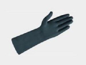 Chemical Resistance Neoprene Gloves