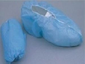 Polyethylene Disposable Shoe Covers