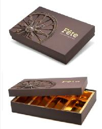 Luxury Dry fruits gift box with divider