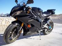 2009 Yamaha R-6 Black And Gold Edition
