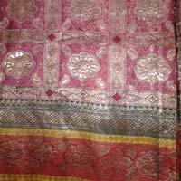 All Over Work Banarasi Vintage Sarees
