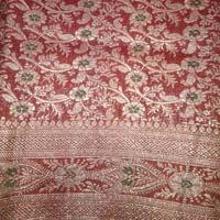 Nylon Banarasi Vintage Sarees