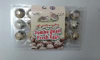 Jumbo Quail Fresh Eggs