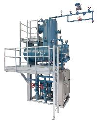 BFS Industries boiler feed tank