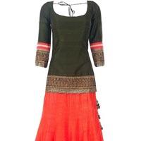 Blouse And Chudidhar Stitching