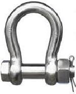 Stainless Steel Safety Pin Bow Shackle