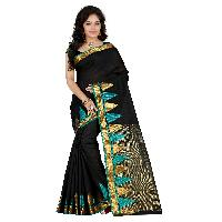 LATEST COTTON SILK SAREE