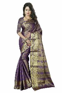 TRENDY LOOK SILK SAREE