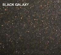 Black Galaxy Granite Slabs