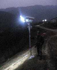 Solar LED Street Light - 02