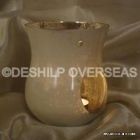Antique Silver Aroma Oil Burner