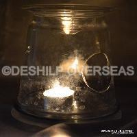 Clear Aroma Oil Burner