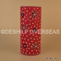 Color Glass Flower Vase