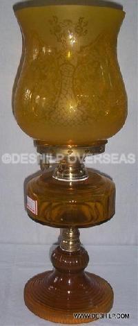 Color Oil Lamps